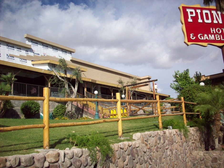 NDL Group - The Pioneer Hotel in Laughlin