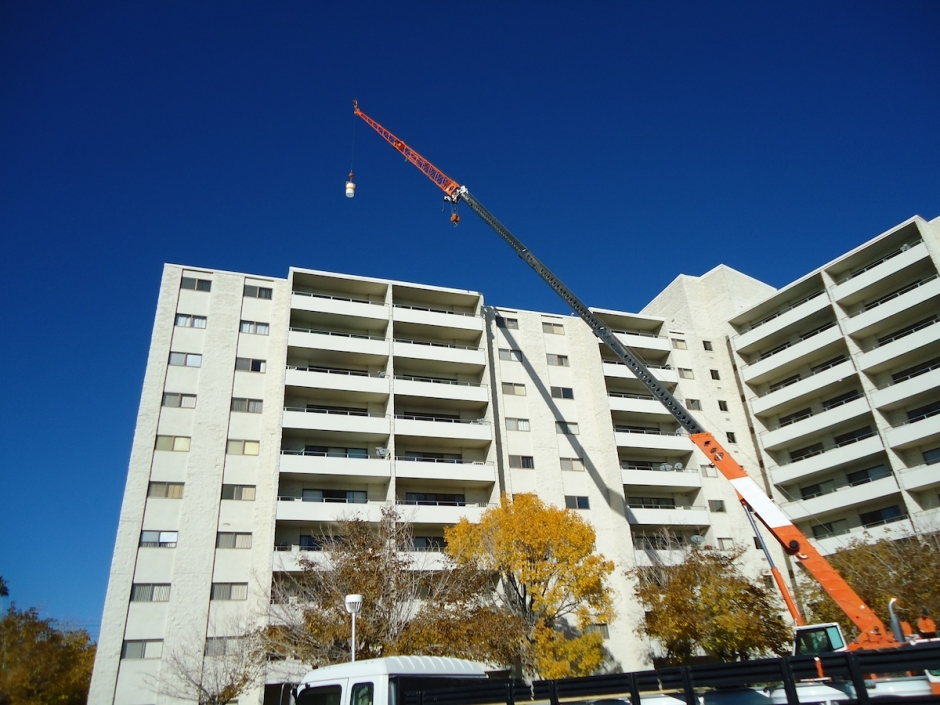 NDL Group, Inc. - Vegas Tower project