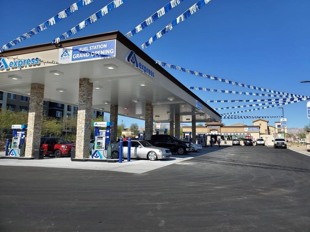 NDL Group, Inc. Showcases Albertson's Fuel Center Construction Project