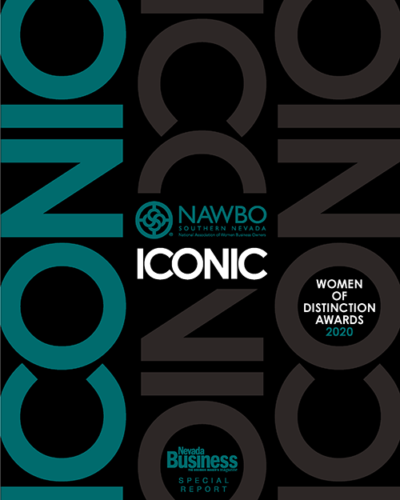 Iconic Women of Distinction Awards 2020